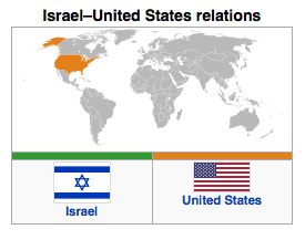 Israel - United States Relations