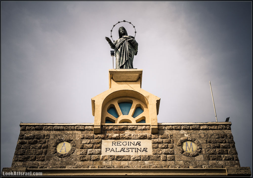 Монастырь Дир Рафат | LookAtIsrael.com - Фото путешествия по Израилю