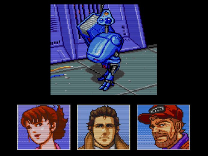 Metal Gear - Snatcher