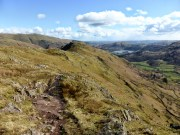 Ridge to Helm Crag
