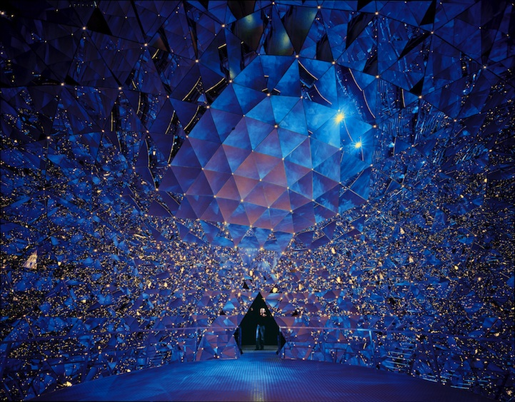 *SWAROVSKI Crystal Worlds:施華洛世奇水晶世界 6