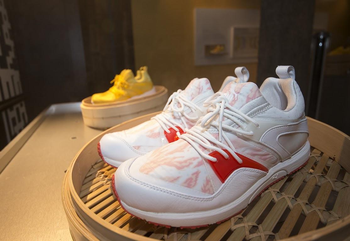 *燒賣、蝦餃「港式點心」鞋款:PUMA X HYPEBEAST共同合作推出! 5