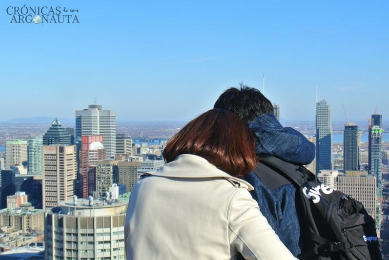 viajas a Montreal