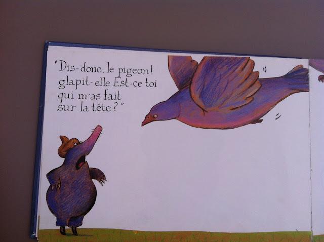 livres enfants de la petite taupe qui