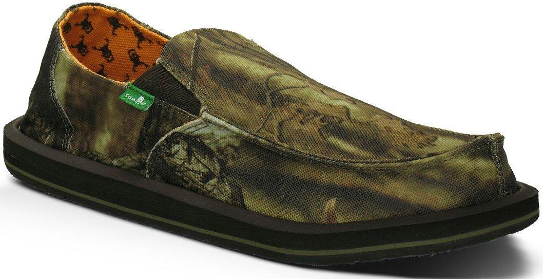 *SANUK x MOSSY OAK 迷彩聯名版懶人鞋:戰鬥登場! 1