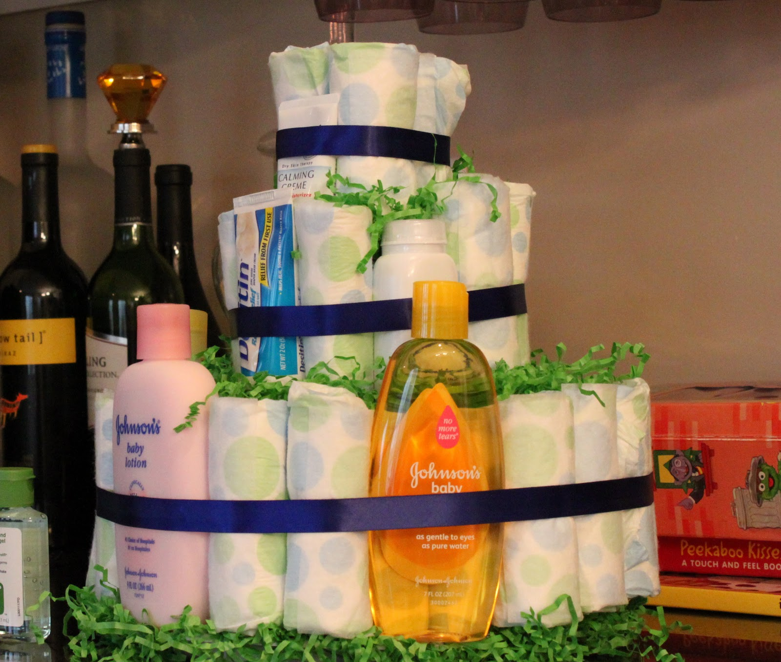 Diaper Raffle Poem Cake Ideas And Designs
