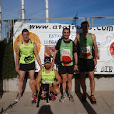 2ª Carrera Popular Solidaria de los Castillos de Alicante (27-Abril-2014)