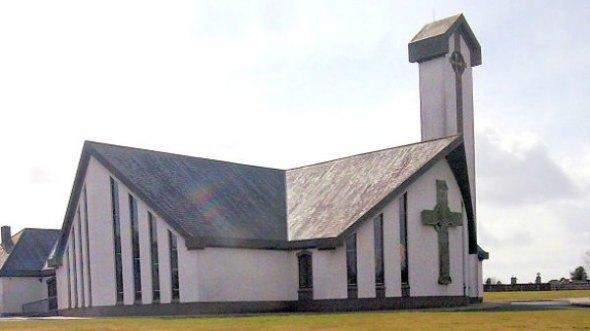 Clonoe chapel