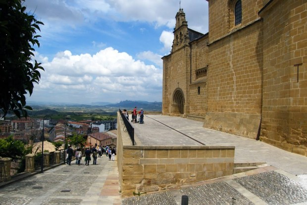 Rioja Alavesa. Ermita del Santo Cristo, Labastida