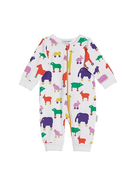 #marimekko 趣味幾何拼接服飾:大人小孩一起穿新衣過新年 7