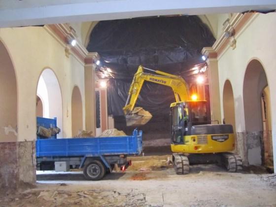 Obres església Santa Maria del Mar