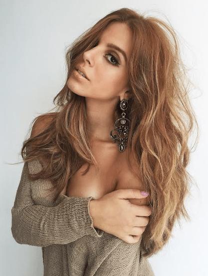Giovanna Lancellotti ruiva por causa da novela Alto Astral