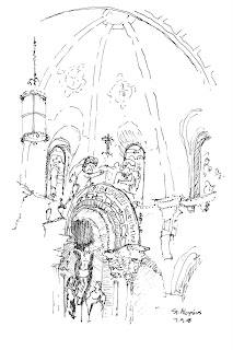 Bob Krikac Design Drawing
