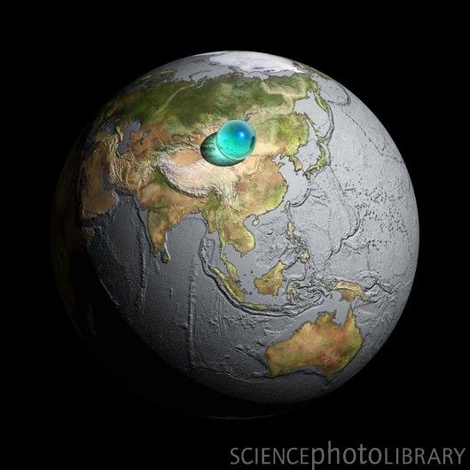NCHU-BJC: 2011-11-3:何處惹塵埃的大水球(成功大學環境工程學系周佩欣教授)