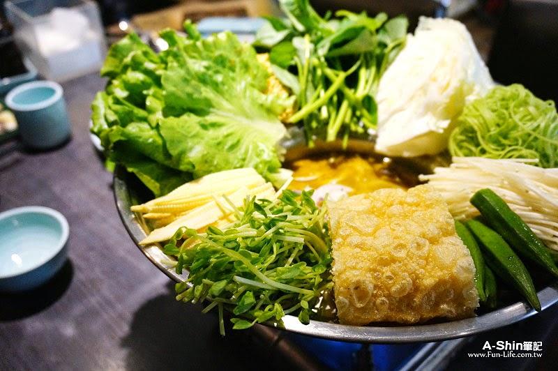 台中異國料理:很越南宮廷料理3