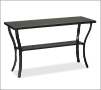 Outdoor Riviera Console Table | home office decoration ...