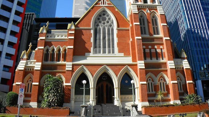 澳洲黃金海岸之旅 Day2-布里斯班.袋鼠角.亞伯特教堂.舊市政廳.喬治王廣場 @ 旅遊休閒樂活趣 :: 痞客邦