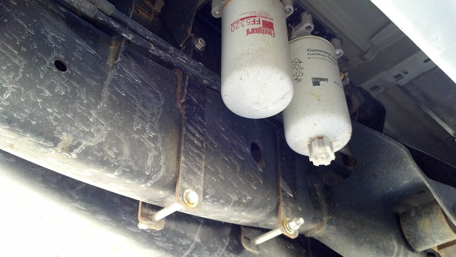 Dodge Truck Fuel Filter Location
