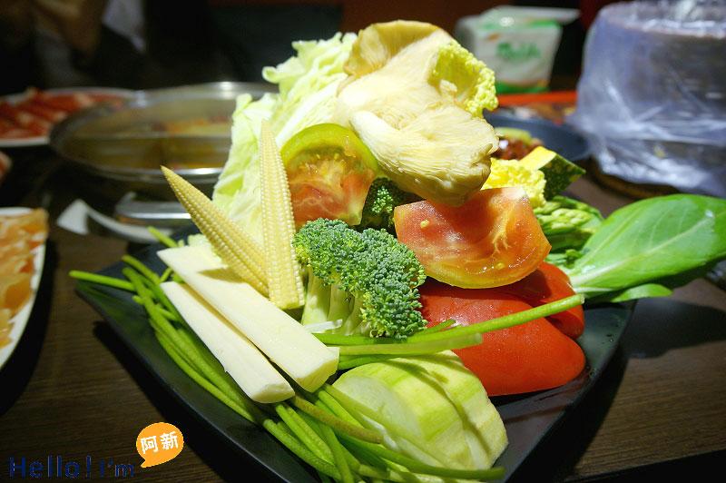 國父紀念館站美食,蒙古紅吃到飽餐廳-1