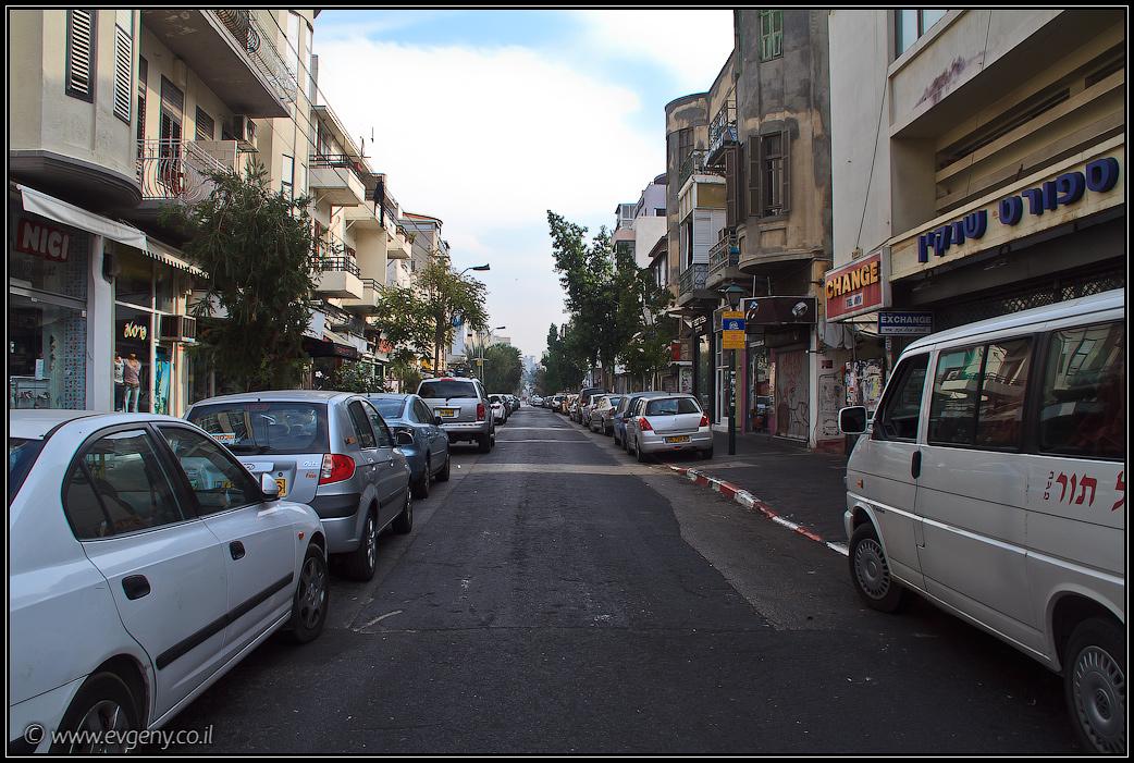 Улица Шенкин