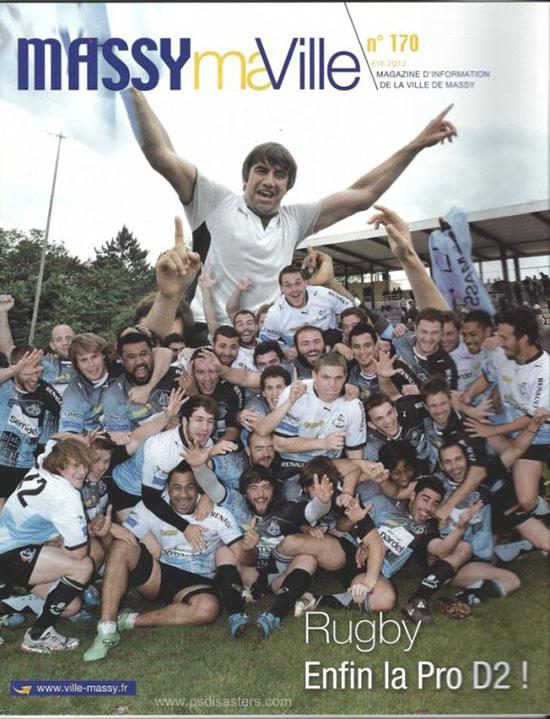 Erros do Photoshop: rugby com gigantes