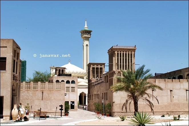 Reisen: Dubais Altstadt