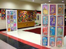 suffield elementary art