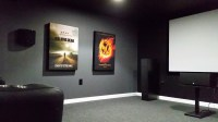 Home Theater Paint Color Schemes - Homemade Ftempo