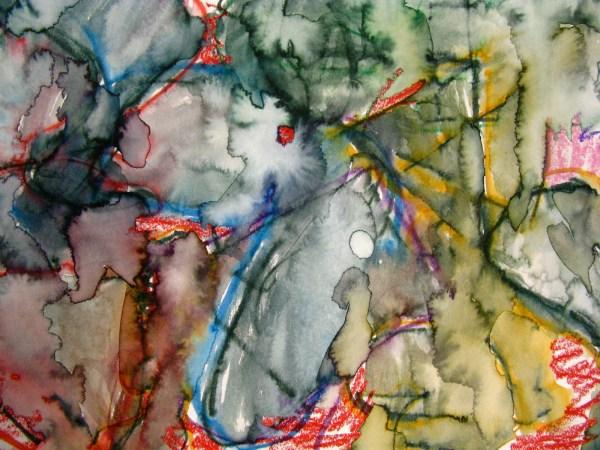 Taylor' Artopolis Simple Abstract Shape Art
