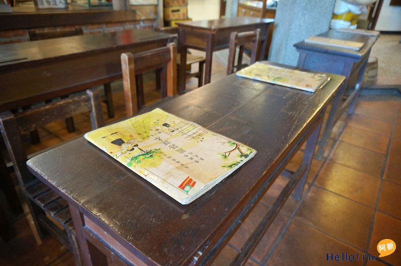 台中懷舊餐廳,香蕉新樂園餐廳-8