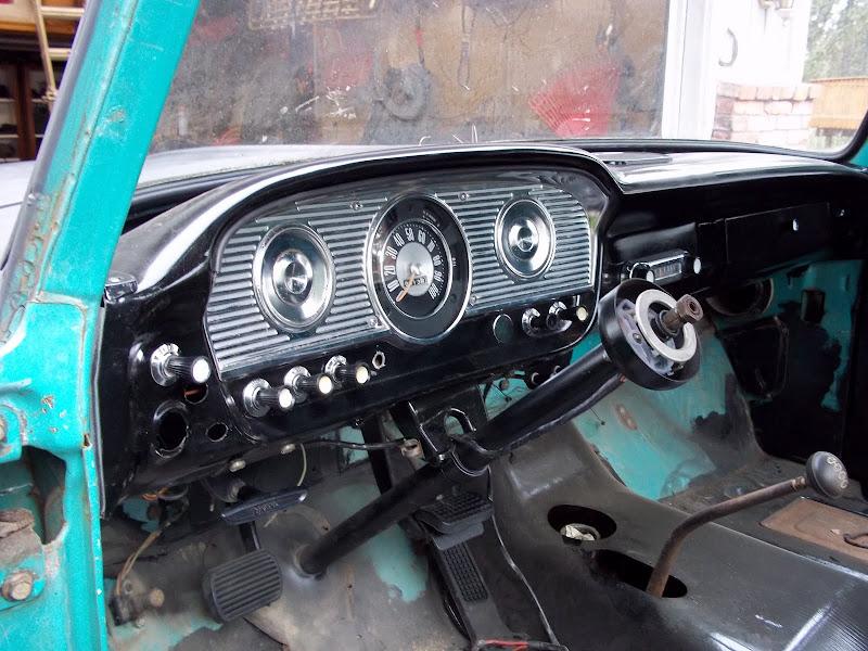 1960 Ford F100 Wiring Diagram