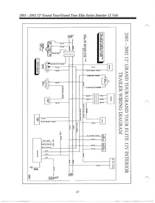 FleetwoodColeman wiring diagram