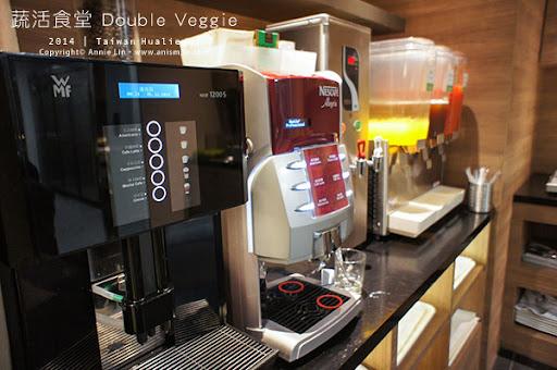 【花蓮特色餐館】蔬活食堂 Double Veggie
