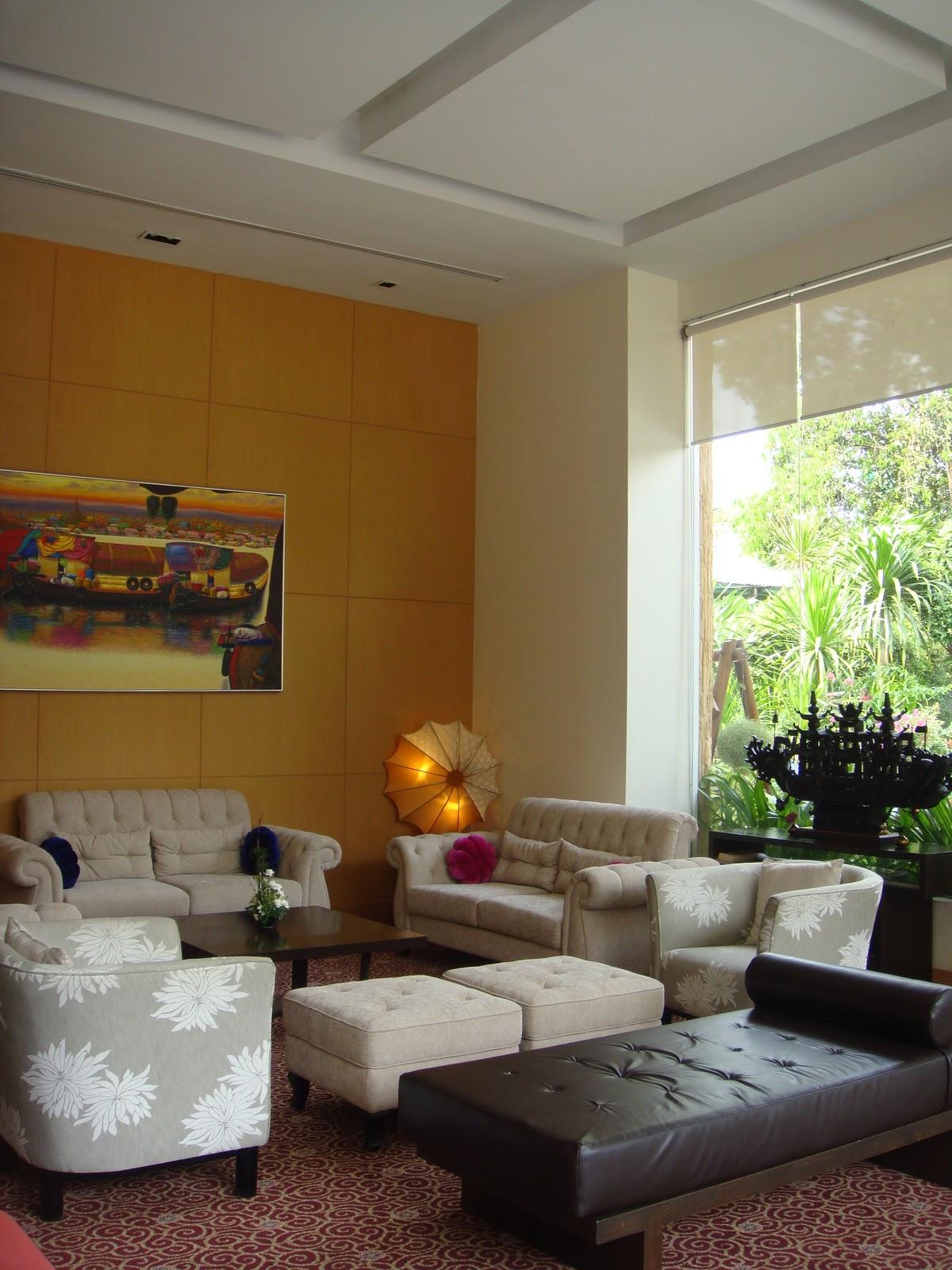 winnie's playground: 【泰國曼谷】Abloom Exclusive Serviced Apartments公寓式酒店