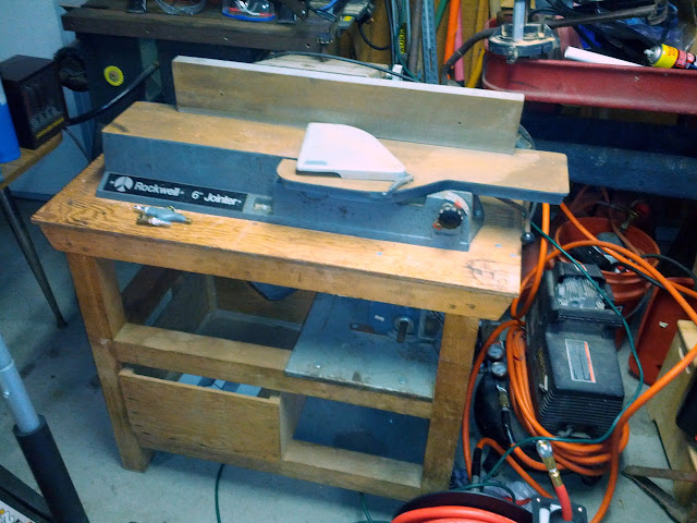 Rockwell Jointer 37 600