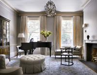 formal living room with grand piano   Home   Pinterest ...
