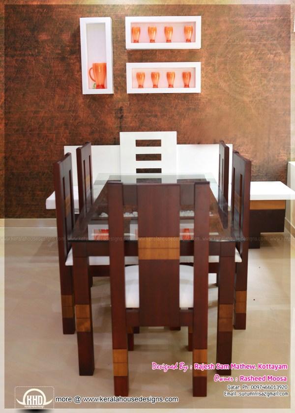 Kerala Interior Design With - Home