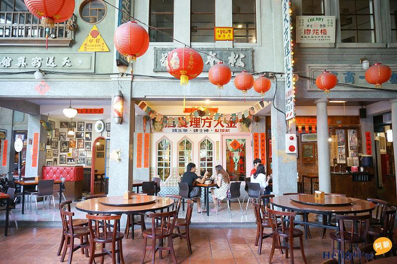 台中懷舊餐廳推薦,香蕉新樂園-9