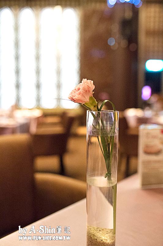 裕元花園酒店映景觀餐廳10