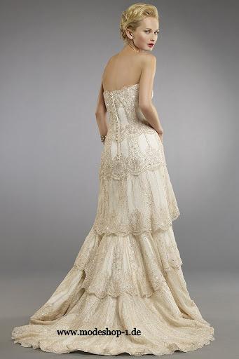Braut Mode Brautkleid Puerto Rico34 Arm Abendkleid 2012 Lang in Lila 44 46 A Line A