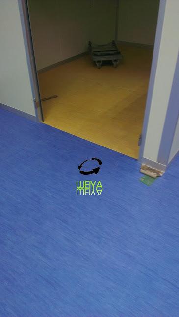 整場設備(pvc無接縫地板案由):金屬工業研究中心實驗室改建,為避免粉塵引響實驗結果,將地板改設pvc無接縫 ...