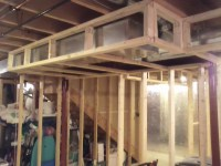 One Tile at a Time: Framing at the Dilbeck's