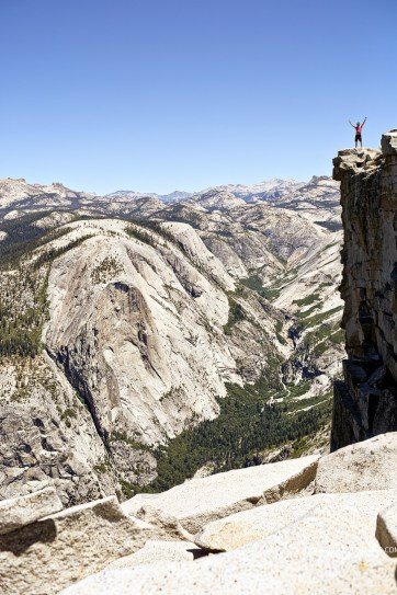 Yosemite Grand Traverse (25 Best Hikes in the World).