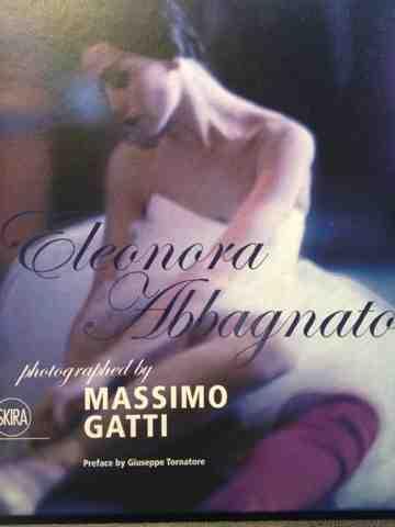 Eleonora Abbagnato fotografata da Massimo Gatti