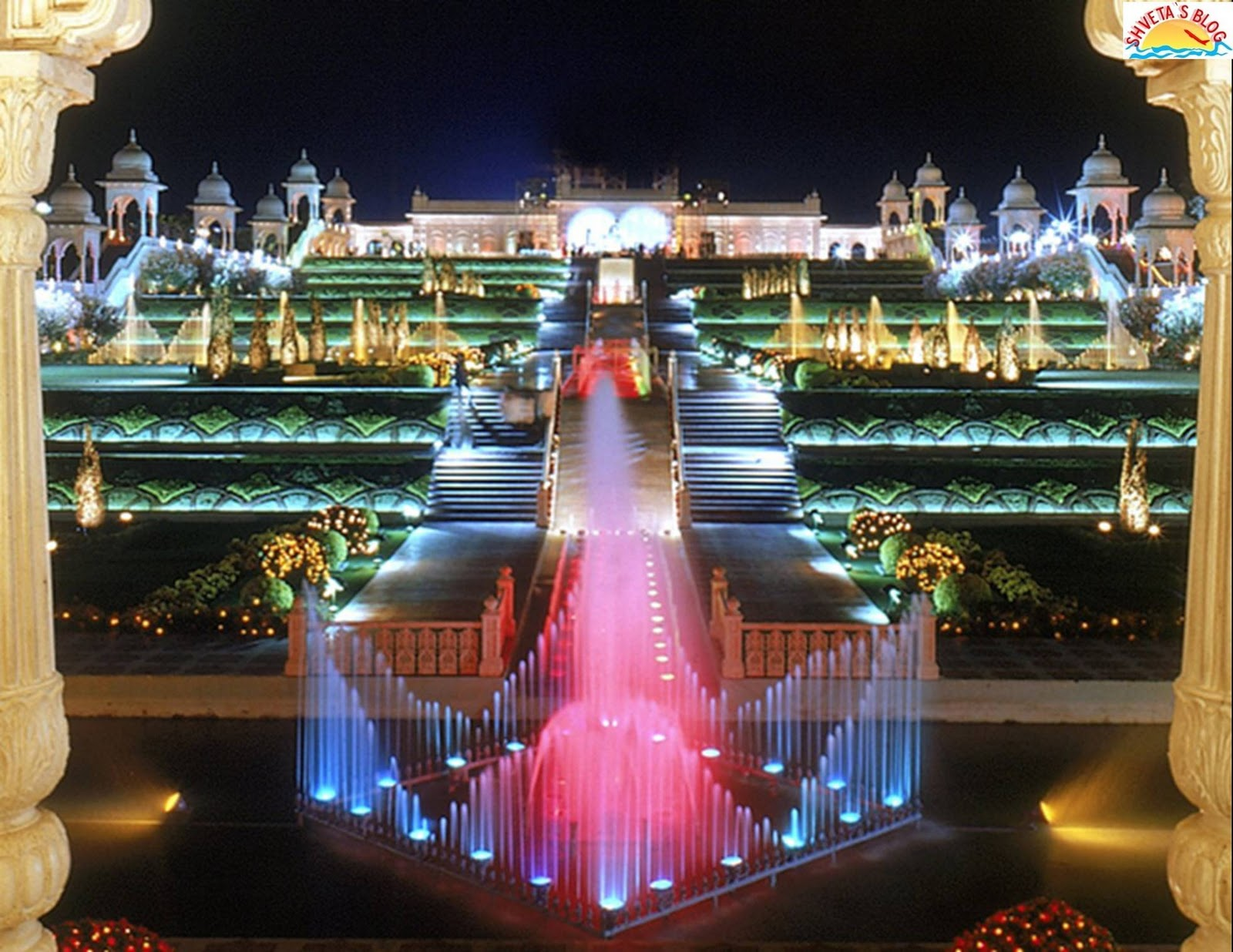 MIRACLE TOURISM IN INDIA HYDERABAD  RAMOJI FILM CITY