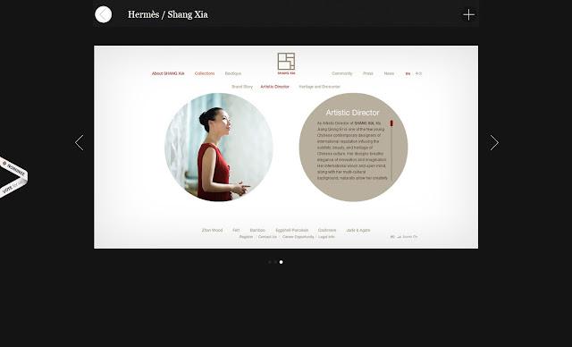 *黑白裡帶出彩色的網站:Subsens Web Site 6