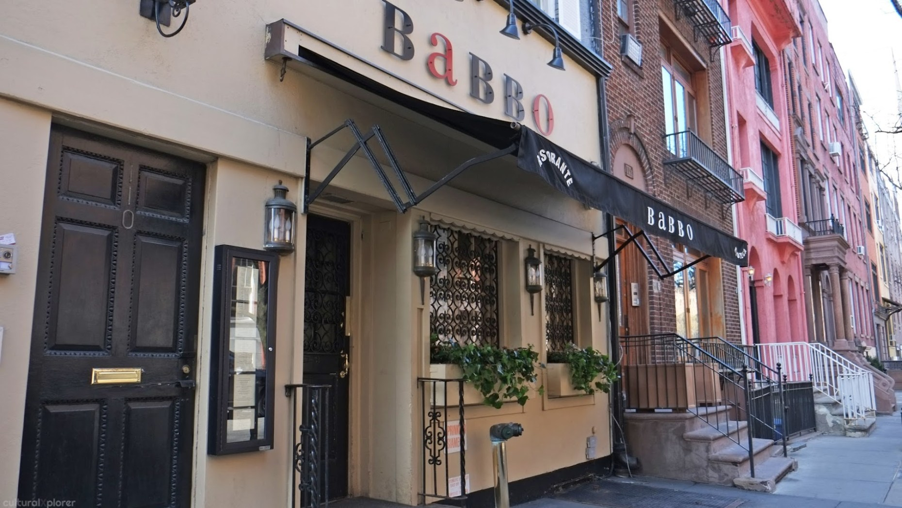 Babbo New York City