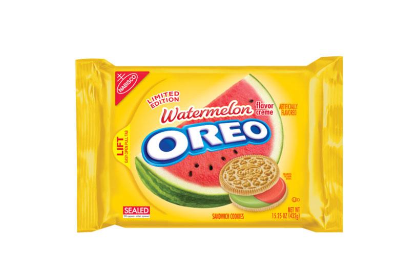 *西瓜口味的OREO:美國限量上市! 1