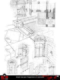 DOMUS project: Construction 53: Main entrance threshold