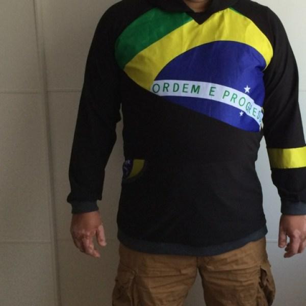 metterlink näht: Pullover Miro Brasilien